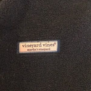 Vineyard Vines Jackets & Coats - Navy Vineyard Vines Vest with pink trim